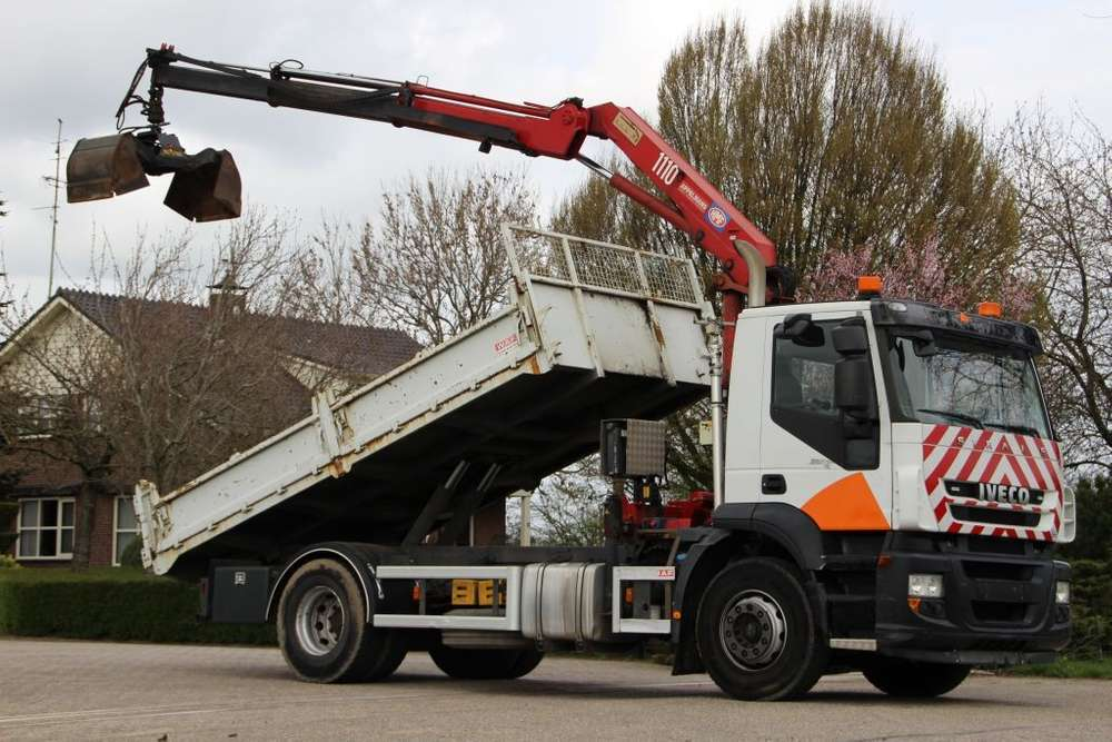 Iveco 190S310 KRAAN/KIPPER!! EURO5!! - 2008 - image 3