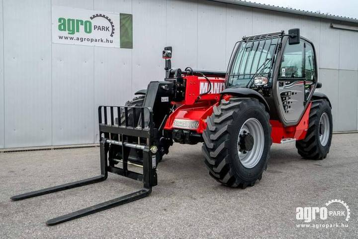 Manitou New Mt932 Easy, 9 M Lifting Height, 3.200 Kg Lifti - 2019