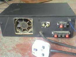 2.0 Stereo Amplifier