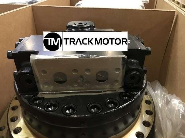 zwolnica CASE CX230 Final Drive Endantrieb bortovaya - 2018
