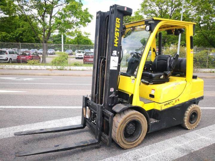 Hyster H3.0ft - 2010