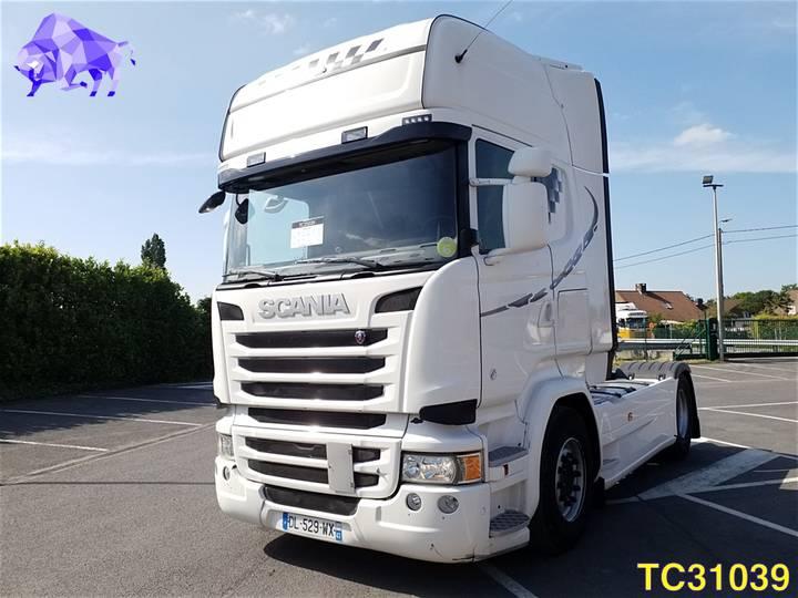 Scania R 450 Euro 6 RETARDER - 2014