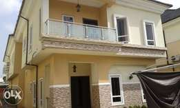 A Tastefully Built 5 Bedroom Detached Duplex for Rent in Lekki Phase 1