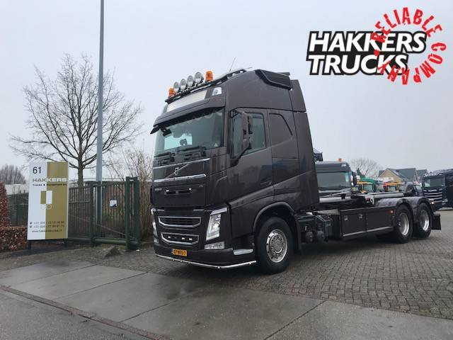 Volvo FH 540 XL hooklift retarder - 2015