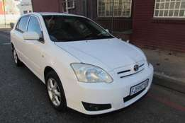 2005 Toyota RunX 160i Rs for sale
