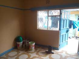 Vacant One Bedroomed House For Rent.