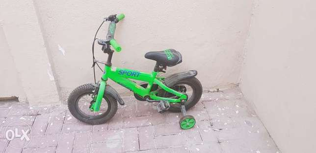 Kids children bike عجلة