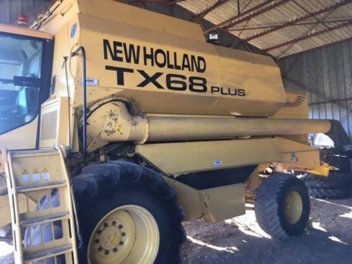 New Holland Tx 68 Plus Sl - 1998 - image 2