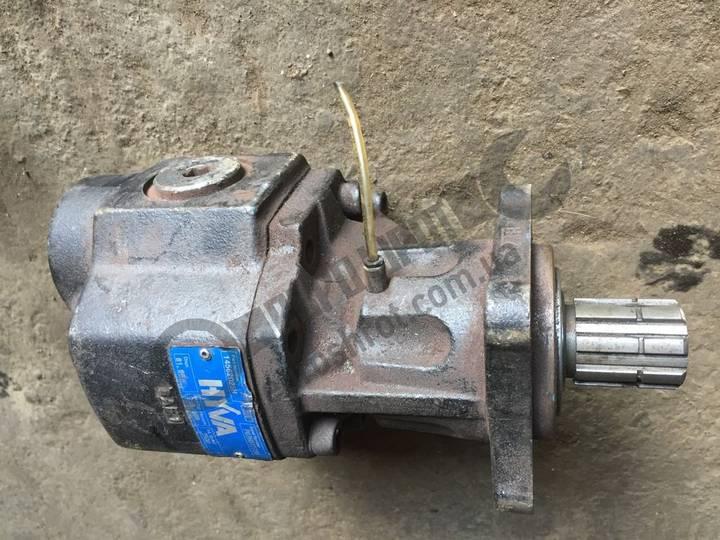 Hyva 80l  hydraulic pump for truck