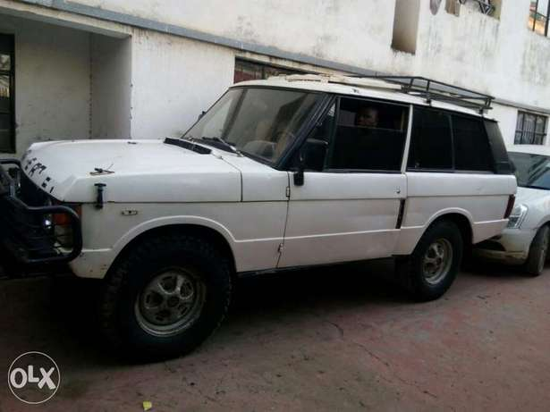 Range Rover in mint Condition Nairobi West - image 1
