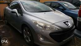Registered Peugeot 308CC/ 2006