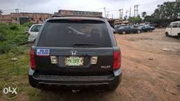 A First Body Honda Pilot For sale