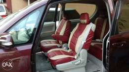 Turkish leather car-seat covers