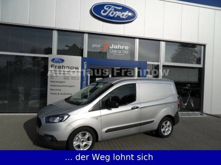 Ford Transit Courier Trend 1.5 TDCI - 2019