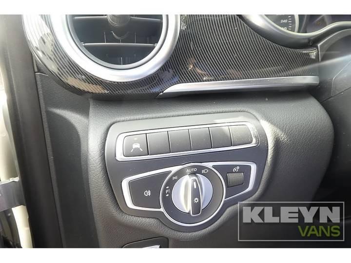 Mercedes-Benz V-KLASSE 220 CDI lang led 8-persoons - 2018 - image 8