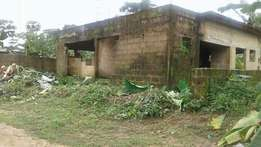 Uncompleted Storey Building for Sales in Uyo