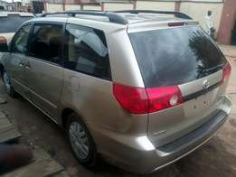 Accident Free 2008 Toyota Sienna For Urgent Sales