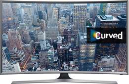 Samsung 48 Inch Full HD Curved Smart LED TV - UA48J6300 Free Delivery