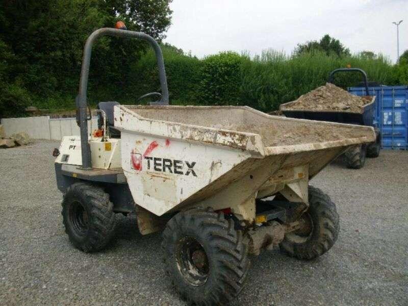 Terex PT 3000 dumper - 2008