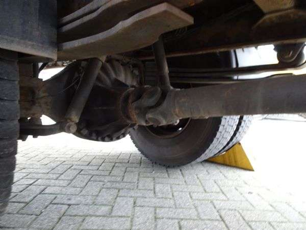 Mercedes-Benz Atego 1828 RHD 4x2 for spare parts - 2013 - image 5
