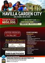 Plots of Dry Land in Warri Gated Estate