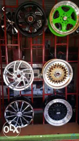 Rims,stereos and tyres Industrial Area - image 4