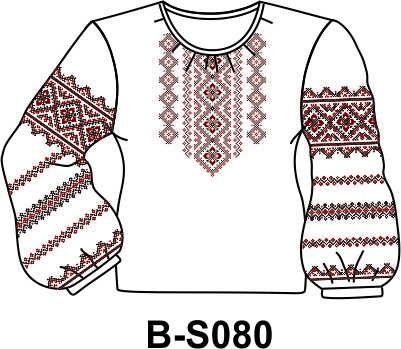 Сімейні сорочки. Заготовки для вишивання нитками 4d5f8df36345a