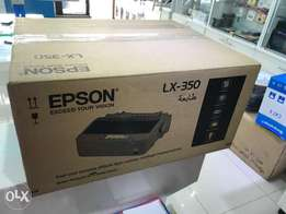 Epson dot matrix printer (lx350)