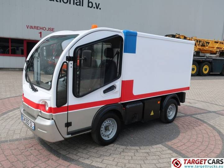 Goupil G3 Electric Closed Box Van UTV Utility Vehicle - 2013