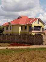 A newly built 4 bedrooms maisonette for sales in Ruiru