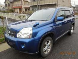Nissan X-Trail 2010 Blue Foreign Used For Sale 1,750,000/= o.n.o