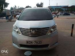 Clean Alphard for sale