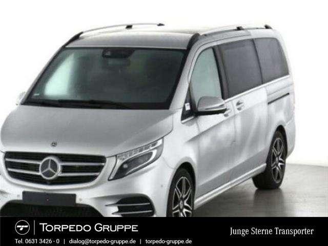 872252d9d5 Mercedes-Benz V 250 D Avantgarde Edition Lan V 250 Avantgarde Ed Amg ...