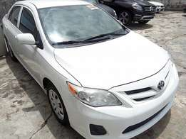 Foreign Used Toyota Corolla 2013