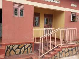 Self contained house in Gayaza at UGX 200000/=
