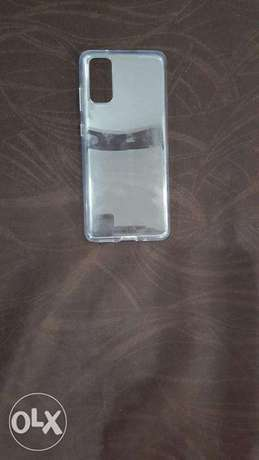 Samsung Galaxy S20 Silicone Cover Original