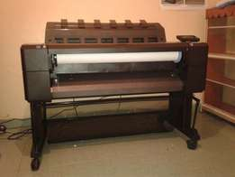large format printers hp designjet, contex scanners & blue print
