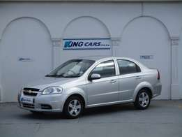 2012 Chevrolet Aveo 1.6 LS 4dr Sedan