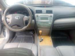 2007 upgraded to 2010 Toyota Camry xle with thumb start