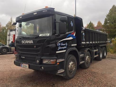 Scania P440 - 2013