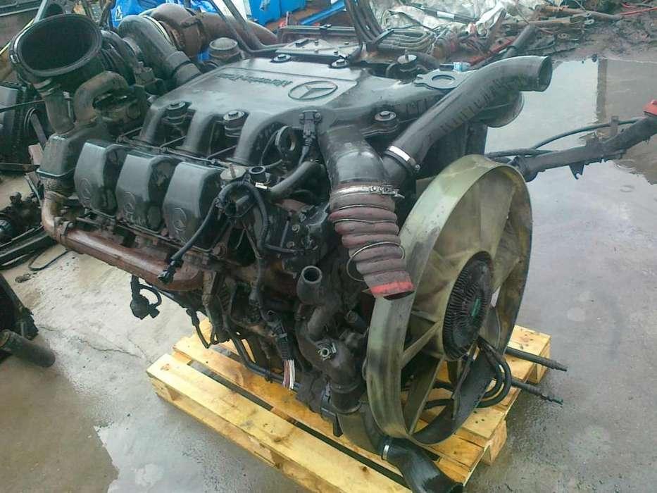 Mercedes-Benz Actros Om 502 La V8