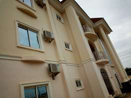 Newly built 6 units of 3 bedroom flat with 1 rm bq for sale at Durumi