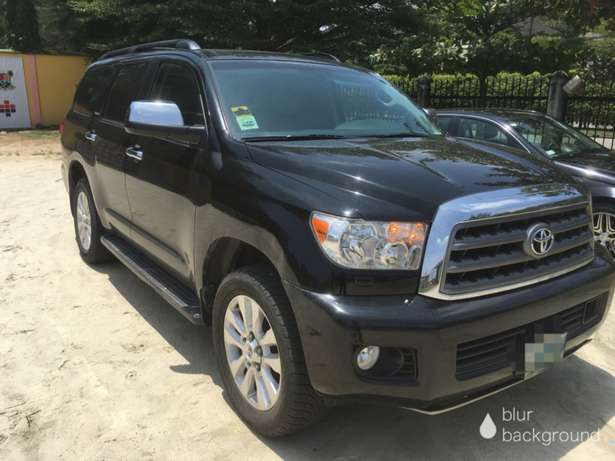 2014 Toyota Sequoia Limited bought brand new Lekki - image 3