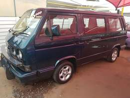 2002 Vw Caravelle 2.6 Very good condition