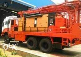 Borehole drilling machine for sale