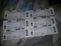 6 Ajax cape Town tickets