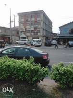 Commercial building for sale on western avenue, Surulere