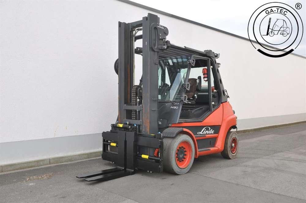 Linde H80t/396 - 2012
