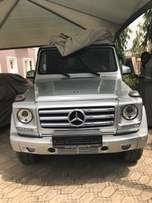 New Mercedes Benz G500 14