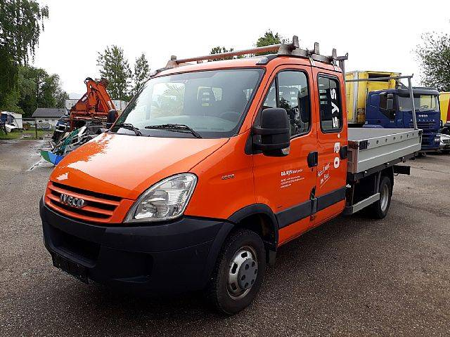 Iveco 45 C 15 Daily DK Pritsche 3.40m  3.5T GG - 2008